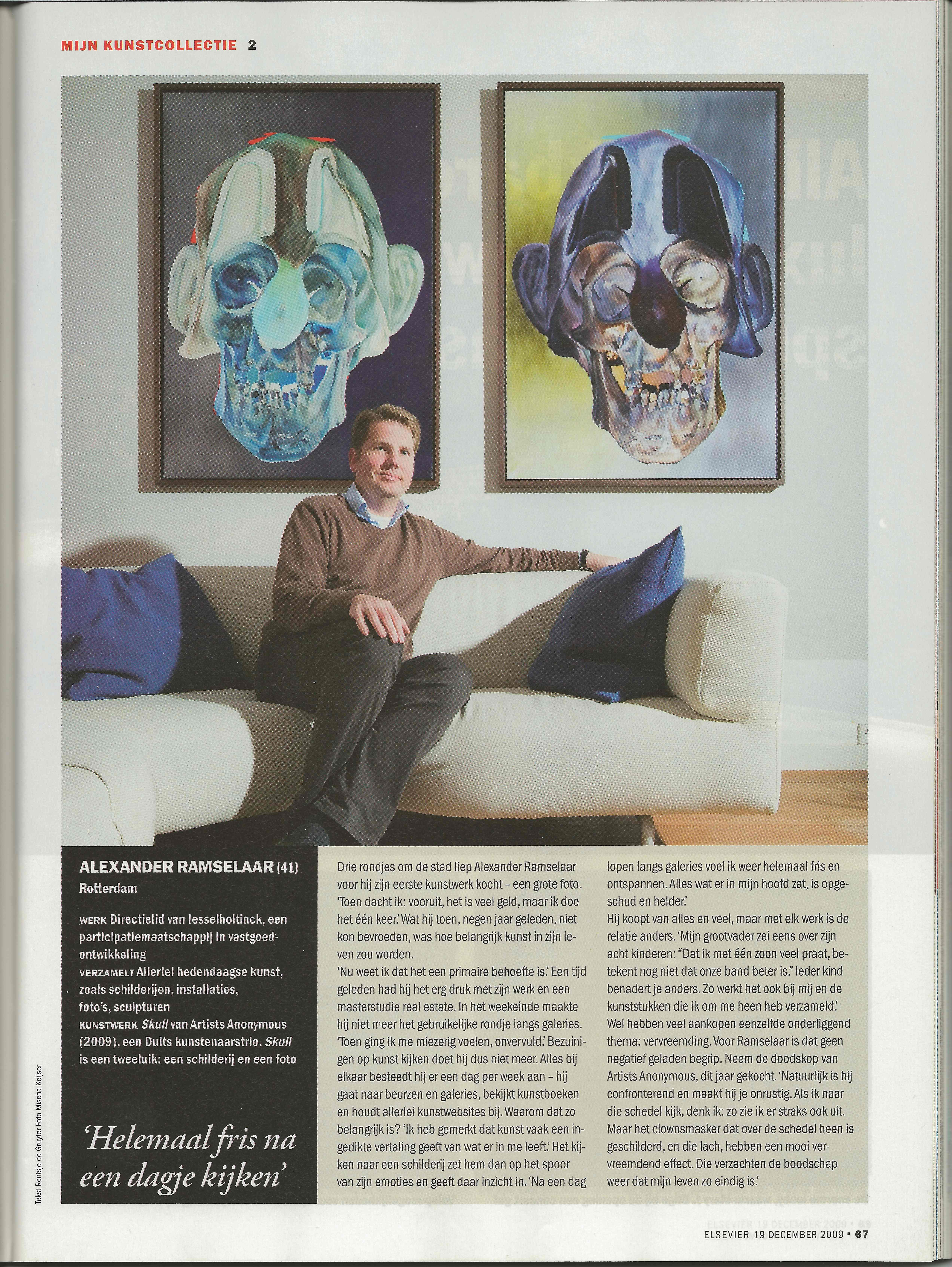 Elsevier 19 december 2009