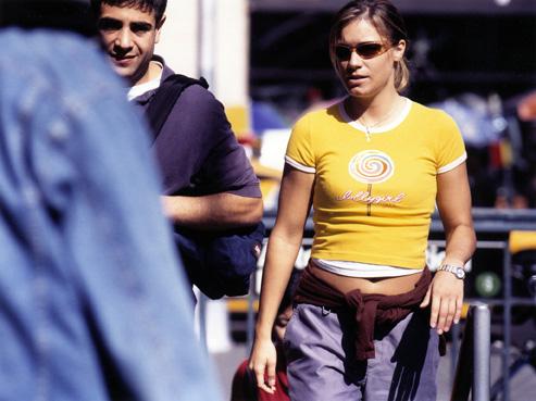 Streuli New York 2000